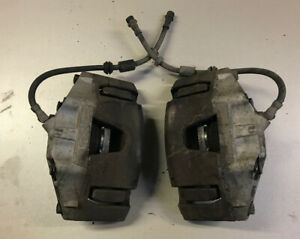 Genuine Ford Focus ST ST225 Pair Front Brake Calipers, & Carriers - Used