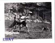 Barechested leggy men Hero Of Rome VINTAGE Photo