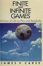 Finite and Infinite Games: A Vision of Life as Play and Possibility, James P. Ca