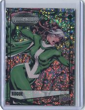 2015 Upper Deck Marvel Vibranium - Rogue Raw Parallel #63 Comic Book Card