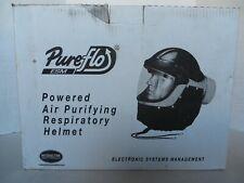 Gentex Pureflow Esm+ Papr Hard Hat Pf60Esm with He filter, Respirator, Ppe