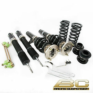 BC Racing Coilover Suspension RA 7 4 to fit Renault Sport Megane II 225 2004-09