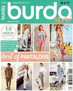 Burda Style Hors-série N°100 (01/2021)