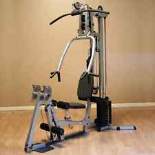 Powerline BSG10X HomeGym with Leg Press - 90% preassembled w/ real weight stack
