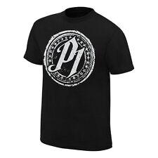 OFFICIAL WWE P1 AJ STYLES Autentico T-Shirt Brand Originale