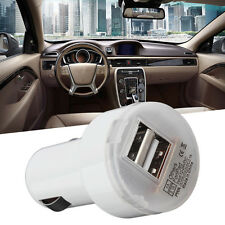 Dual 2 Port USB Car Power Charger Adapter for iPhone6/6PLUS 5S iPod Camera XC