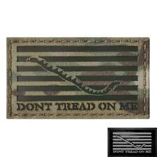 US First Navy Jack DTOM Flag Infrared IR Multicam Morale Touch Fastener Patch