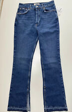 Free People Emmy Split Hem Bootcut Jeans. Waist 30 inches. RRP £88