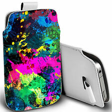 Multicoloured Mobile Phone Pouch/Sleeve for Samsung