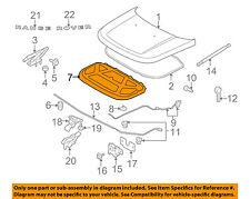LAND ROVER OEM Range Rover Sport Hood-Insulation Pad Liner Heat Shield LR013222