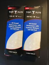 Top Flite Htc Tour Golf Balls (6)