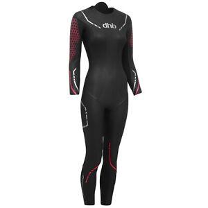 dhb Aeron Lab Womens Triathlon / Open Water Swimming Wetsuit SM Small Medium