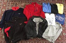 Vintage Ralph Lauren Polo Bear Lot jacket Sport 90s Tommy Pwing Sz M L XL Rap