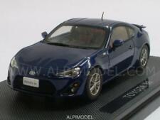 Toyota GT86 Blue 1:43 EBBRO 44845