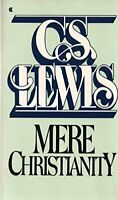 Mere Christianity : With a New Introduction of the Three Books, The Case for Chr