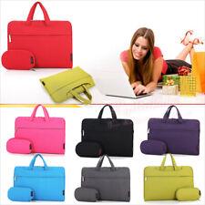 Laptop Fashion Casual Canvas Carry Shoulder Sleeve Bags Case Messenger Satchel