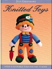 Knitted Toys,Jean Greenhowe