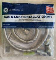 GE Universal Gas Range Installation Kit PM15X103, 48 in. Stainless