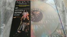 Madonna mega rare mdna superbowl white vinyl no cd promo madame x tour sex book