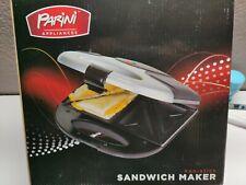 Parini Appliances Non Stick Sandwich Maker