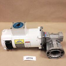 Leeson Washguard C4D17VK1E Permanent Magnet Motor w/ 36:1 Hydro-Mec Gear Reducer