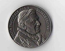 Papstbesuch in San Marino - Medaille 2011 / Silber 50 g