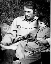 DAWN LYN hand-signed GREGORY PECK WESTERN 8x10 w/ uacc rd coa SHOOT OUT CLOSEUP