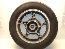 Suzuki GS1100 GS 1100 #5081 Aluminum Mag Rear Wheel & Tire
