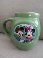 Frankford Candy Company, Disney Mickey & Minnie Mouse Mug Cup, 16 Ounces, EUC