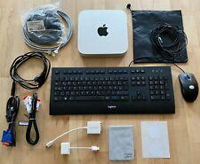 Mac Mini 2,3 GHz i5! 8 GB RAM! 500 GB HD! TOP Zustand! Viel Software! 10.13.6!