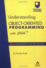 Understanding Object-Oriented Programming with Java,Timothy Budd