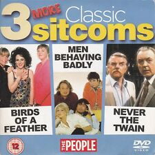 3 MORE CLASSIC SITCOMS Birds of a feather / Men behaving badly / Never the Twain