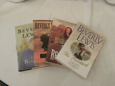 Lot of 4 Hardcover & Paperback Books by Beverly Lewis