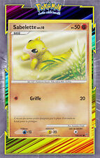 Sabelette - Platine:Vainqueurs suprêmes -124/147 - Carte Pokemon Neuve Française