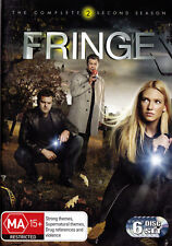 FRINGE Season 2 DVD R4 PAL  New / Sealed    SirH70
