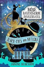BLACK CATS AND BUTLERS Rose Raventhorpe 1 / JANINE BEACHAM	9781510201286