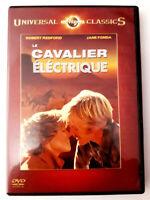 Le cavalier électrique - POLLACK / REDFORD / FONDA - dvd Très bon état