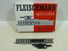 Ladenneu Fleischmann Spur N Hand Entkuppler heller Schotter 9114