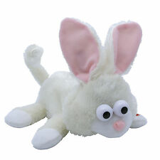 STUFFED ANIMAL TOY CRAZY CRITTER LAUGHING ROLLING STUFFED TOY BUNNY BRAND NEW