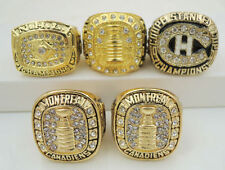 5PCs 1946 1960 1978 1979 1986 Montreal Canadiens Stanley Cup Championship Ring