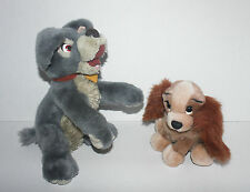 Disney's LADY AND THE TRAMP SOFT / PLUSH TOYS - Scamp / Dog / Terrier