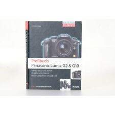 Christian Haasz - Profibuch Panasonic Lumix G2 & G10 / Franzis Verlag