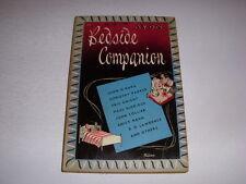 BEDSIDE COMPANION, AVON BOOK #109, 1947, PB, DOROTHY PARKER, D.H. LAWRENCE!