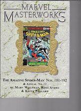 Marvel Masterworks Vol 239 Amazing Spider-Man DM Wolfman Andru Pollard HC 2016