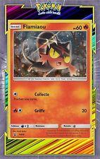 Flamiaou Holo Promo - SM08 - Carte Pokemon Neuve Française