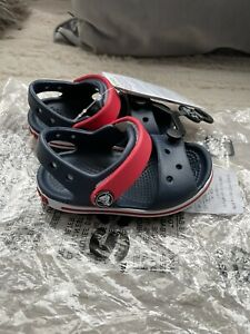 Size 12 crocs Unisex kids children