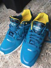 Adidas Orginal Tech Super 3.0 Turquoise Mens Running Trainers Uk 11