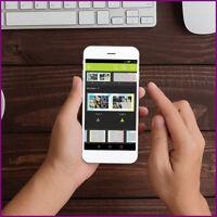 MOBILE PHONES Website Earn £253.98 A SALE|FREE Domain|FREE Hosting|FREE Traffic