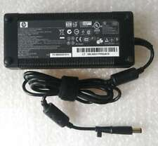 OEM HP COMPAQ Elite 8300 7800 8000 UltraSlim 135w PC Power Supply Charger+Cord