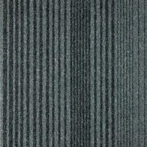 Urban Lines Gunmetal Carpet Tile
